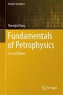 Fundamentals of Petrophysics