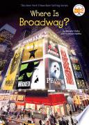 Where Is Broadway  Book