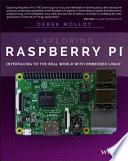 Exploring Raspberry Pi