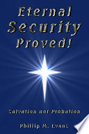 Eternal Security Proved  Book
