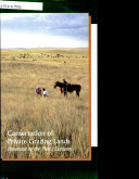 Conservation of Private Grazing Lands