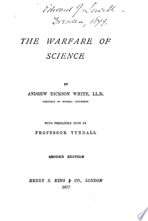The+Warfare+of+Science