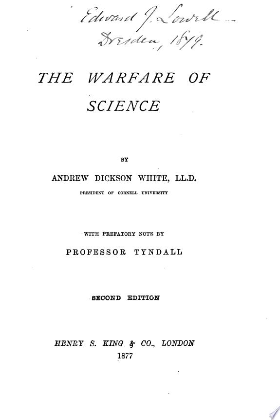The Warfare of Science