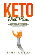 Keto Diet Plan Book