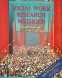 Social Work Research Methods with Research Navigator
