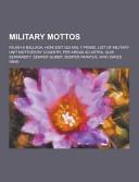 Military Mottos