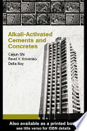 Alkali Activated Cements and Concretes