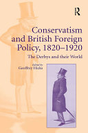 Conservatism and British Foreign Policy, 1820–1920 [Pdf/ePub] eBook