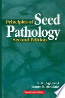 Principles Of Seed Pathology