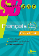 Français 1e STG, STI, STL, ST2S