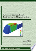 Advanced Computational Engineering And Experimenting Book PDF
