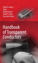 Handbook of Transparent Conductors