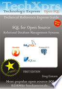 TechXprs   Technology Express   Open SQL   SQL for Open Source Relational Database Management Systems