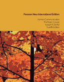 Human Communication  Pearson New International Edition