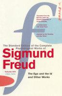 The Complete Psychological Works Of Sigmund Freud Vol 19