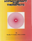 Hypnotherapy For the Therapist Book