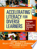 Accelerating Literacy For Diverse Learners