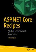 ASP NET Core Recipes