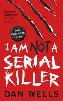 Pdf I Am Not A Serial Killer