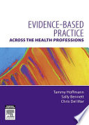 Evidence Based Practice Across The Health Professions Book PDF