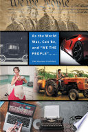 As the World Was  Can Be  and  WE THE PEOPLE     Book PDF