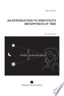 AN INTRODUCTION TO ARISTOTLE   S METAPHYSICS OF TIME