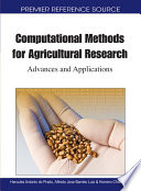 Computational Methods for Agricultural Research  Advances and Applications Book
