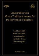 Collaboration with African Traditional Healers for the Prevention of Blindness
