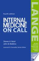 Internal Medicine On Call Book