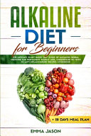Alkaline Diet for Beginners Book