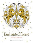 Enchanted Forest Artist s Edition Book