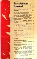 Pan African Journal
