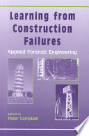 Learning from Construction Failures Book