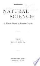 Natural Science