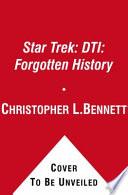 Star Trek  DTI  Forgotten History Book