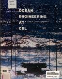 Ocean Engineering at CEL
