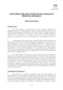 Pdf Lignes directrices de l'OCDE pour les essais de produits chimiques, Section 4 Essai n° 424: Étude de neurotoxicité Telecharger