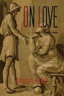On Love ebook