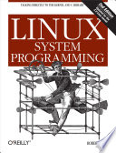 Linux System Programming Book