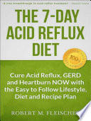 The 7 Day Acid Reflux Diet Book PDF