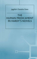 The Human Predicament in Hardy s Novels
