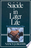 Suicide In Later Life