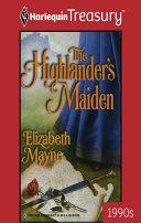 The Highlander's Maiden Book