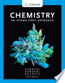 Chemistry: An Atoms First Approach
