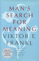 Man S Search For Meaning Book