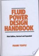 Fluid Power Design Handbook Third Edition Book PDF