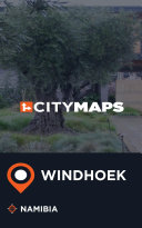 City Maps Windhoek Namibia