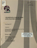 Crash Data Collection and Analysis System ebook