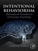 Intentional Behaviorism