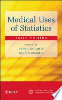Medical Uses of Statistics Book